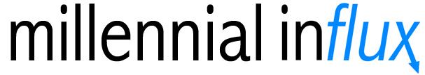 Millennial Influx logo