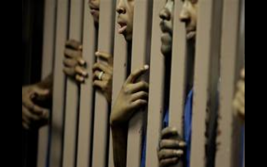 incarcerated Africans
