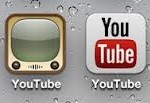 The old and new youtube apps.  Courtesy of Apple and Photo and Video