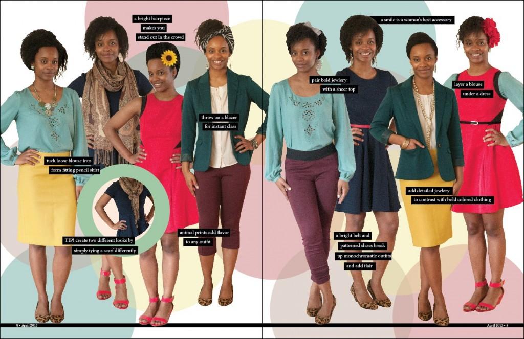 The Many Looks of Jasmine
