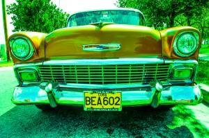 one one one-14 - orange car