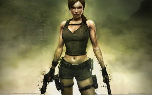 lara croft tomb raider underworld avatar game