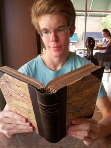 tyler reading