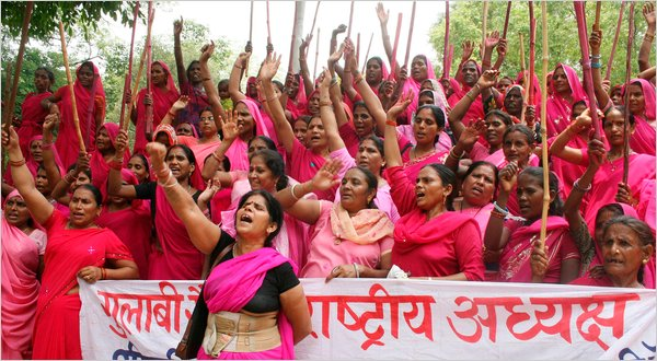 Women Movement in India