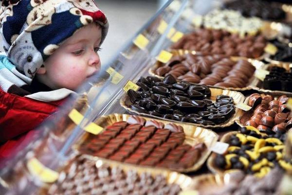 Brugge Chocolate Festival