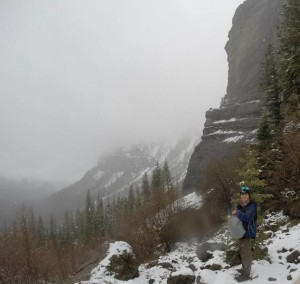 Zach Johnston mountain