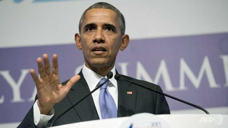 Obama, ISIL, policy