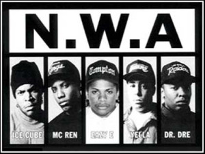 """90's Hip Hop Group: For the Biopic """"Straight Outta Compton"""""""