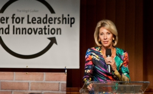 An Open Letter To Betsy Devos From >> An Open Letter To Secretary Of Education Betsy Devos Millenial Influx