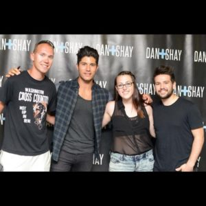 Meet and Greet with Dan+Shay in Chicago